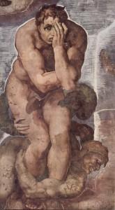 Michelangelo_Damned